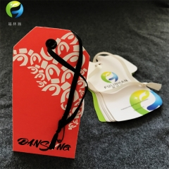 Custom Clothing Paper Hang Tags