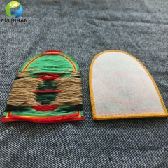 Custom Clothing Woven Patches