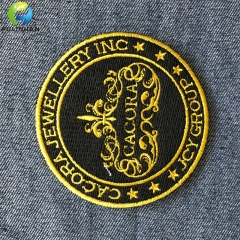 Custom Cotton Embroidery Patches for Clothing