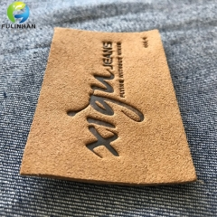 Custom Leather Patches for Jeans