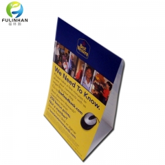 Hotel Table PP Tent Cards