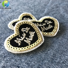 Embroidery Sequins Patches for clothing
