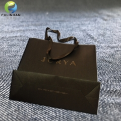 Shopping Paper Bags for Apparel
