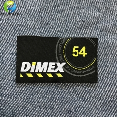 Clothing Neck Main Woven Labels