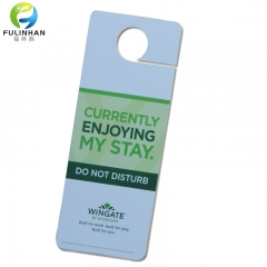 Do not disturb door hangers for hotel