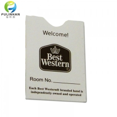 key card holders for hotel