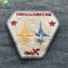 Sew on embroideried Patches