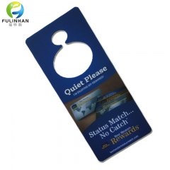 Plastic Door Hangers for Hotel