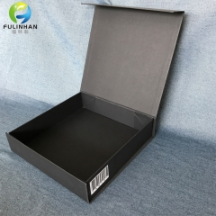 Custom Black Cardboard Packaging Boxes