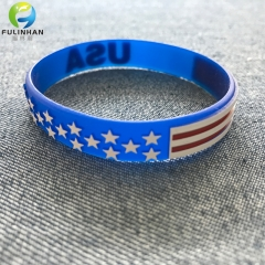Custom Silicone Wristbands CN