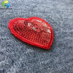 Embroidered Sequins Patches for Clothes