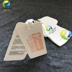 China OEM design Paper Hang Tags For Apparel