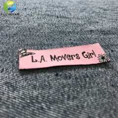 Apparel Labels woven main labels