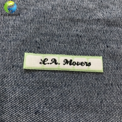 Clothing Label  sew on woven labels