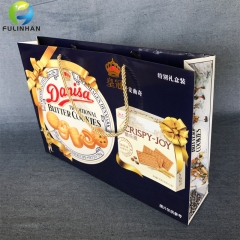 Food Paper Bags Packaging Factory