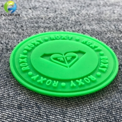 Sportswear silicone Badges Label