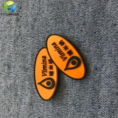 Clothing PVC Badges