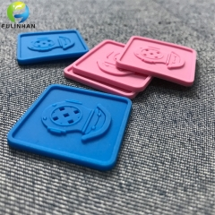 OEM Silicone Badges Patch