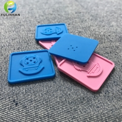 Silicone Badges Patch