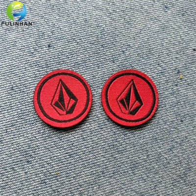 Custom Brand Logo Woven Patches