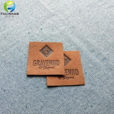 Micro Fibe Leather Patches