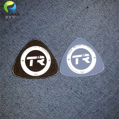 PVC Reflective Patches for Sportwears