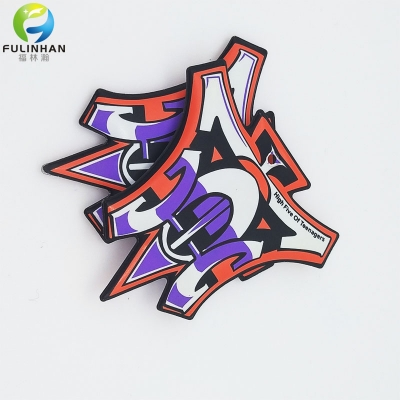 Custom Inflatable PVC Patches Keychains
