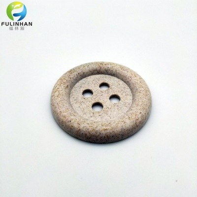 biodegradable button