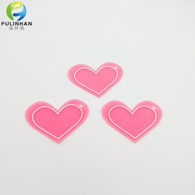 hearted patches